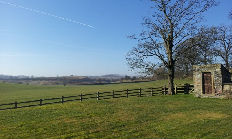 Newton Grange Marquee Site