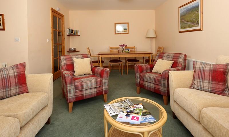 Mickleber Cottage Living Room