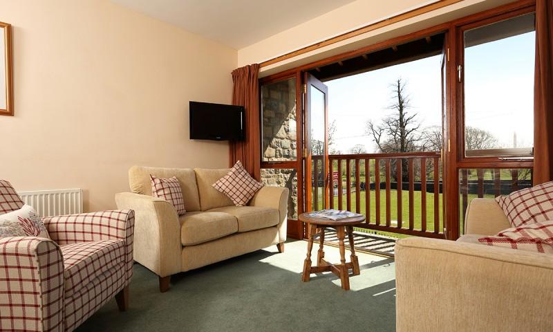 Nuttleber Cottage Living Room