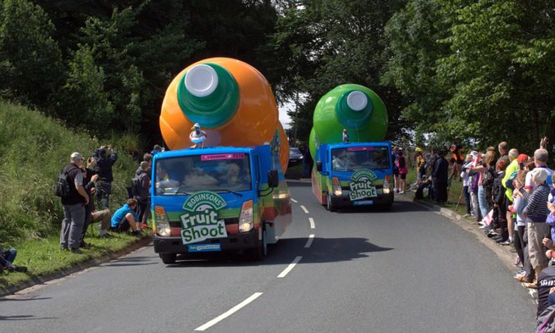 Tour caravans