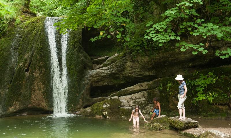 Waterfall at Malham