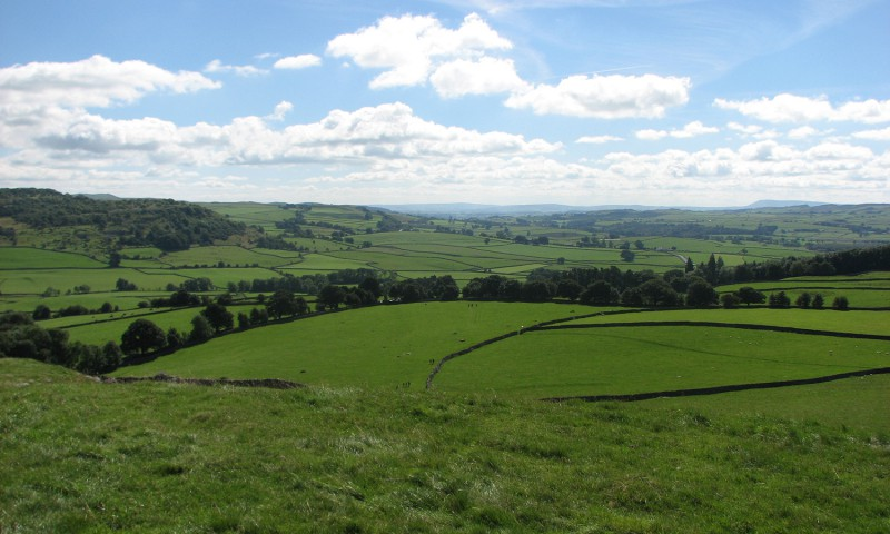 yorkshire dales view