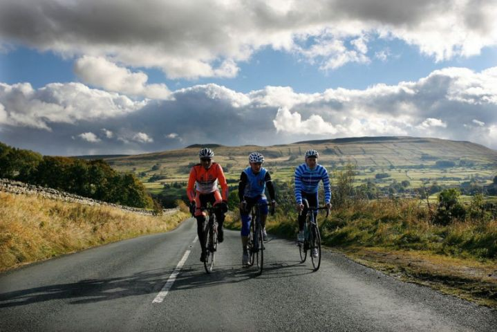 Cycling Yorkshire