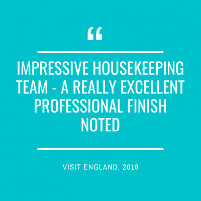 Housekeeping Quote