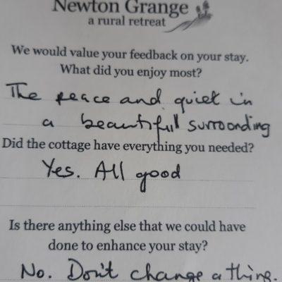 Newton Cottage