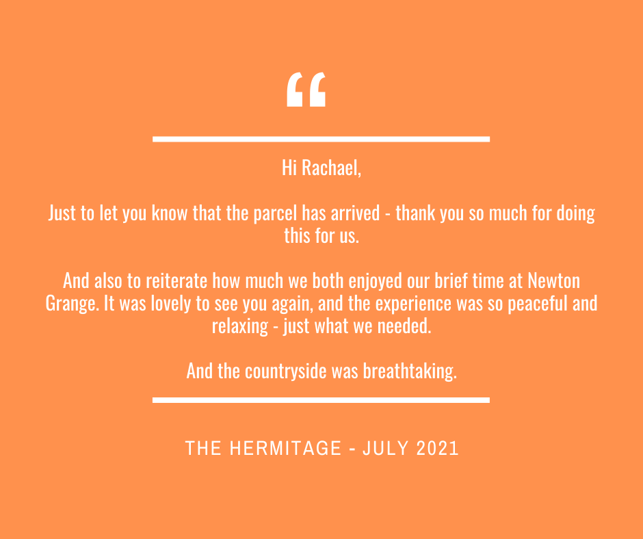 The Hermitage Review