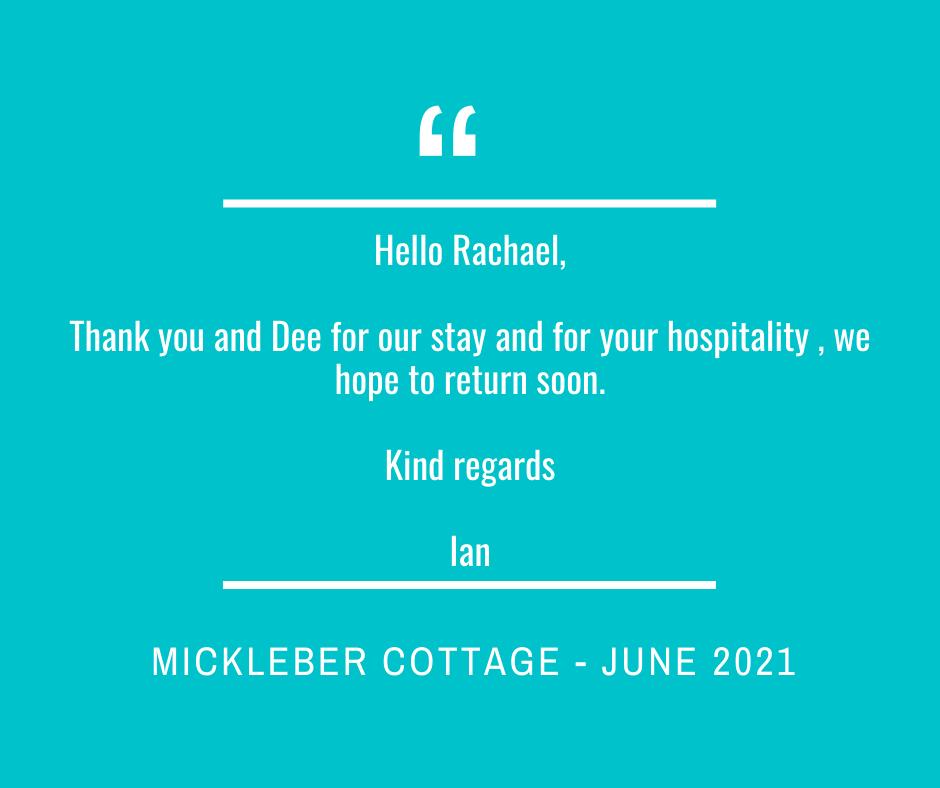 Mickleber Cottage Review