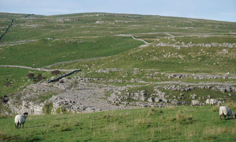 Views over Limestone Pavement