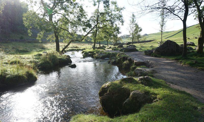 Stream in Malham